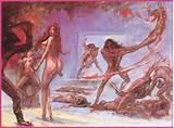 Judith and Holopherne-porn comic novel