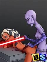 Star Wars: The Clone Wars porn