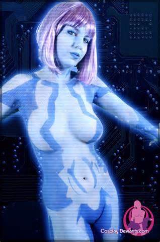 Porn paint cortana body
