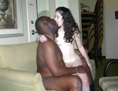 White girl black men porn