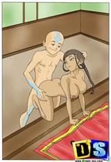 short description avatar cartoon porn katara squiting rating 80 %