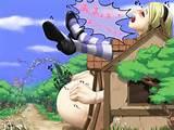 Alice In Wonderland Lizard Hentai