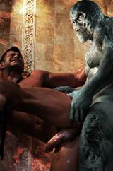 Gay Fantasy Creatures Monster Raping A Guy