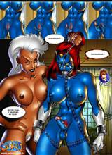 this is some serious futanari for the x men fanboys who never quite ...