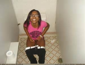 Girls Urination Photos Black Girl Peeing On WC 1 Pissing Porn