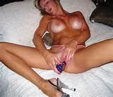 Wet And Kinky All Day Long Mature Porn Photo