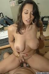 Backroom MILF Persia MILF Porn
