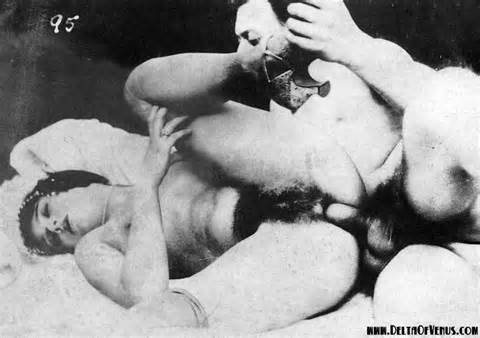 Vintage Porn 1800s Anal Sex In The Victorian Era