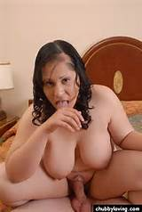 CLICK HERE for more of naughty Teedra only @ CHUBBYLOVING.com!