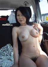 Nude asian mom with hairy crotch