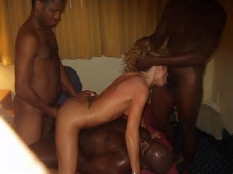 Fucking Black man woman chinese